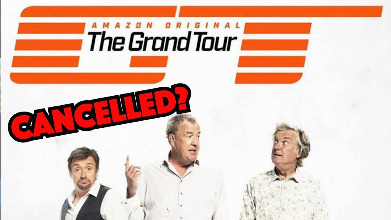 Amazon Not Renewing The Grand Tour?