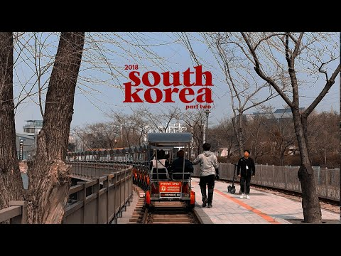 south korea: part 2 · gyeonggi & seoul