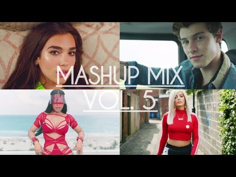 Best Pop Mashup Mix Vol. 5 (2017)