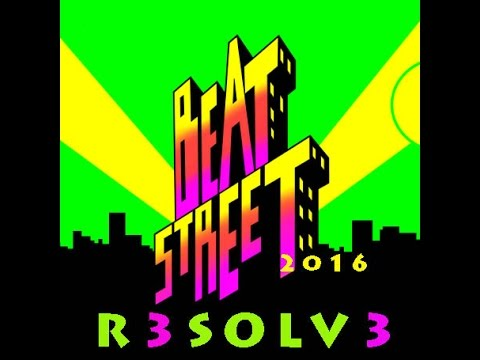 BEAT STREET 2016  -  DJ RESOLVE DRUM AND BASS MIX