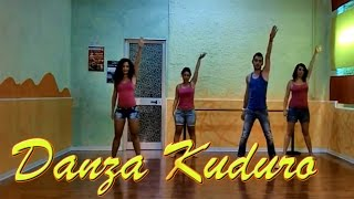 DANZA KUDURO by Don Omar - Learn to Dance - Original Choreography 2015 - Ballo di Gruppo