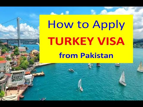 TURKEY - visit visa consultant - Pakistan