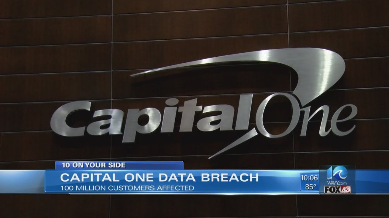 cap one data breach