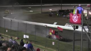 Devil�s Bowl Speedway Wing Modified Feature