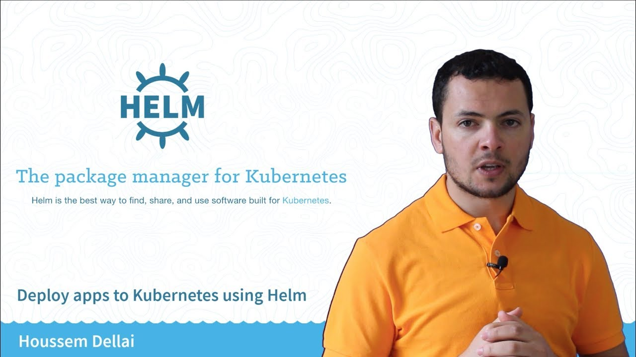Deploy to AKS using Helm