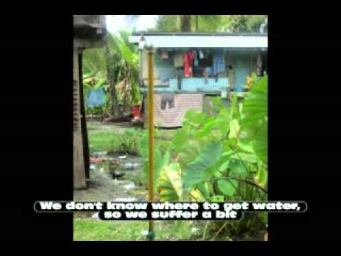 """Cry for Water"" from Solomon Islands"