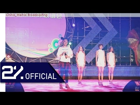 [OnStage #Show] 벤티(Venti) - Attention / @Yantai. China