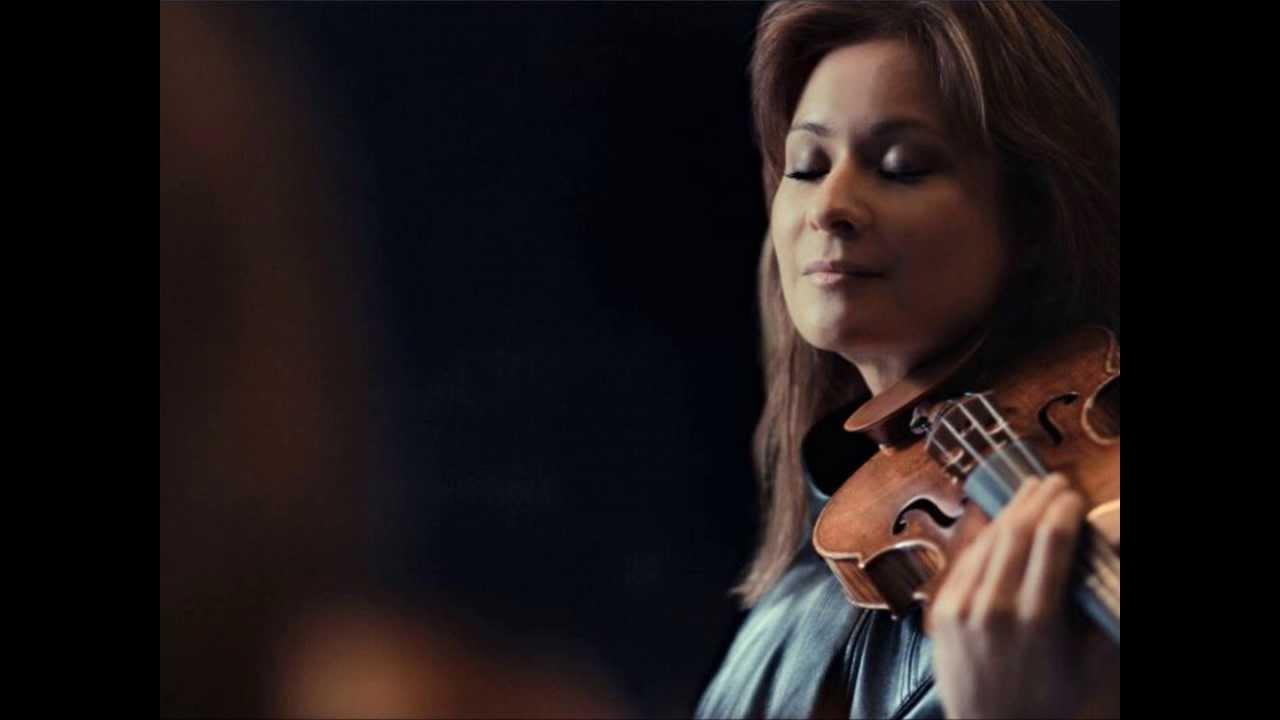 Arabella Steinbacher Mozart Violin Concerto No 5 Youtube