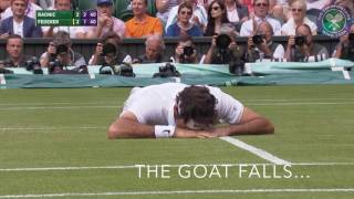Roger Federer | An Emotional Tribute -  I was alive when he won his 18th Grand Slam