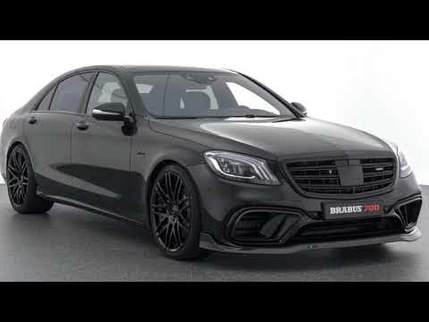 The New Release: 2019 Brabus 900 First Drive and Review