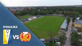 Skrót meczu: Olimpia Elbląg 0-1 Znicz Pruszków
