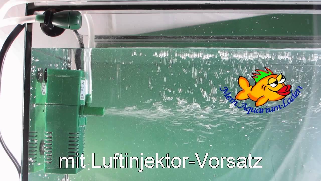 Aquarium Pumpe Atman Mif300 Youtube