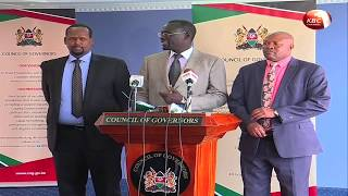Council of Governors want all leaders to comply with directive on lifestyle audit