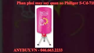 Phan phoi may say quan ao Philiger S-Cd-7180 gia re nhat