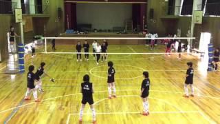 8月5日新チーム練習試合VS富田林二