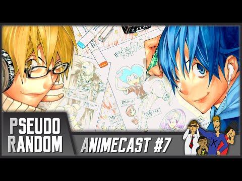 Bakuman (Part 2/2) - Pseudo Random Animecast Ep. 07