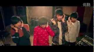 """電影《怒放2013》主題曲""""青春再見""""(快男4強版)白舉網 華晨宇 左立 張陽陽"""