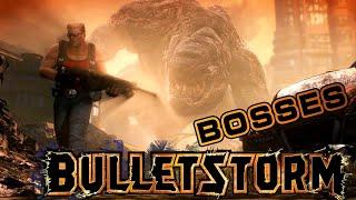 The Bosses of Bulletstorm Full Clip Edition