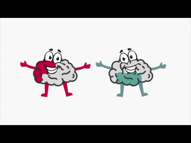 SP Cognita's Global Be Well Day - Brain animation for primary students