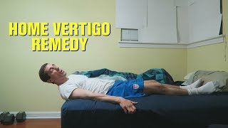 How to Do the Epley Maneuver to Treat Vertigo