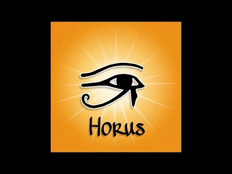 Pamela Aaralyn Channels Horus
