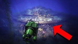 Czy OBCY ukrywają się pod wodą?
