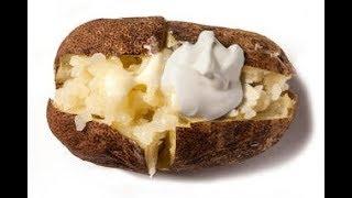 A Perfect Baked Potato