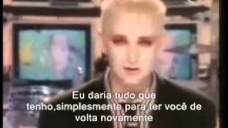 Boy George - Everything I Own (Tradução/ Versão original) By:Vivi Amorim