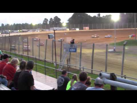 Eagle Valley Speedway July 20, 2014 Hornet Feature (part 1)