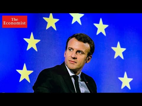 Is Emmanuel Macron the EU's most powerful politician? | The Economist