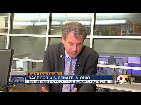 This Week in Cincinnati: Sherrod Brown