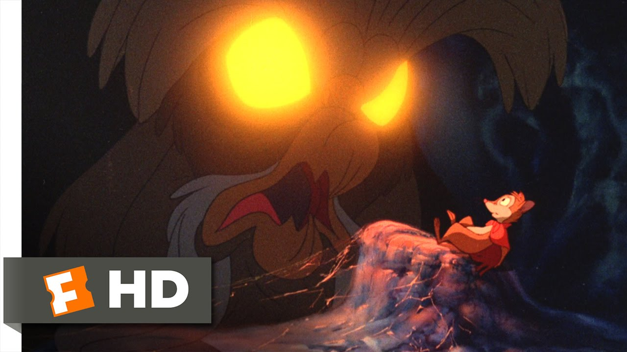 The Secret Of Nimh 4 9 Movie Clip The Great Owl 1982 Hd Youtube