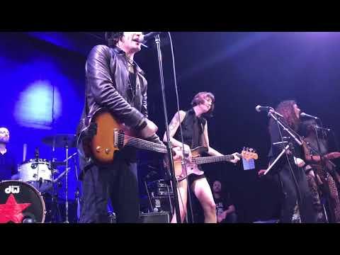 Gates of the West - Jesse Malin - Strummer Jam 2018
