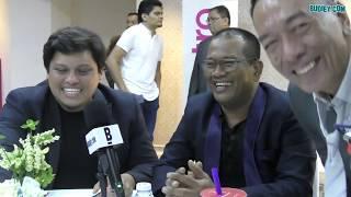 Video Penuh Sidang Media Bersama Juri Tok Ram & Datuk Nash
