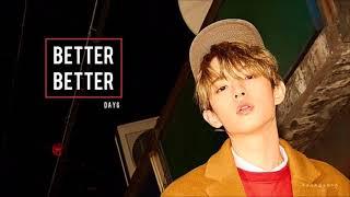 "Video [3D AUDIO] DAY6 ""Better Better"" download MP3, 3GP, MP4, WEBM, AVI, FLV Januari 2018"