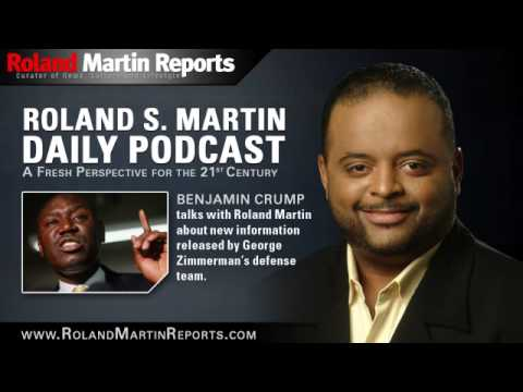 Attorney Ben Crump Discusses New Information Released By Zimmerman's Defense About Trayvon Martin