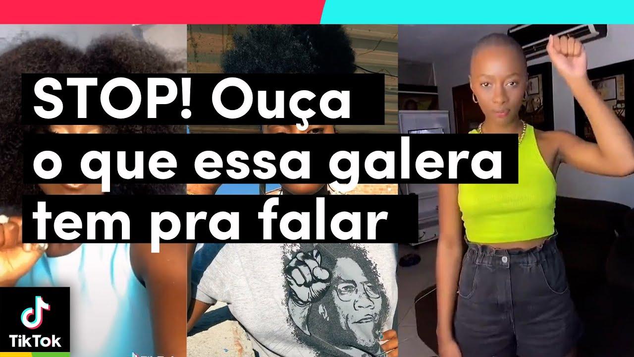 STOP! Ouça o que essa galera tem pra falar! | TikTok Brasil