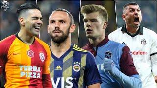 Süper Ligde Hangi Forvetsin 2020 2021 Futbol kişilik testi
