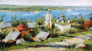 Творчество современного художника Юрия Лихоманова