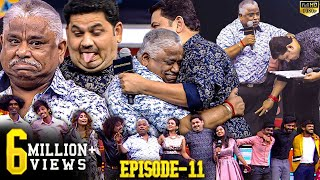 Podu🔥CWC Gang LIVE Farewell Dance😍Chef Bhat falls on Damu's Feet🥰Goosebumps Moment🤩