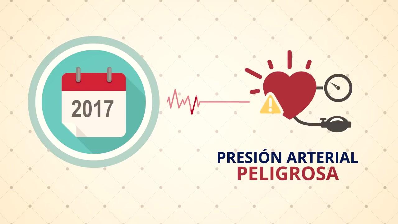 Hipertensión Arterial Definición - YouTube