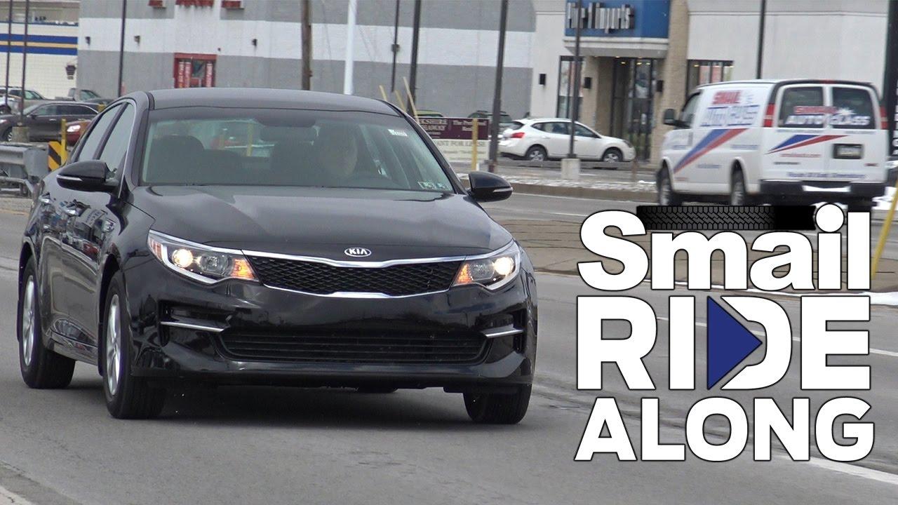 2017 Kia Optima Lx Smail Ride Along Virtual Test Drive