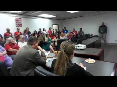 Green River Board of Trustees Meeting Part 6