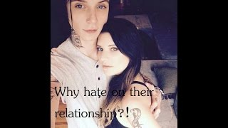 Why hate on Andy & Juliet's relationship?!