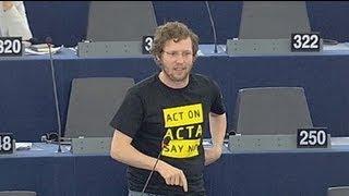 Mittwoch ACTA-Abstimmung im EU-Parlament