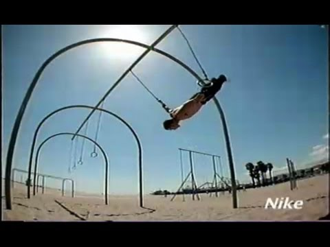 BRUNO ANGELICO - MUTINY ON THE RINGS II - Traveling Rings - Santa Monica California.