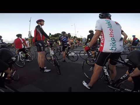 Lance Armstrong Tamaki Drive Ride