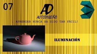 07 Iluminación | 3ds Max + V-Ray - AutoDiseño