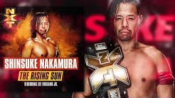 WWE Shinsuke Nakamura Theme Song - The Rising Sun Featuring - Lee England JR. (With Download Link)