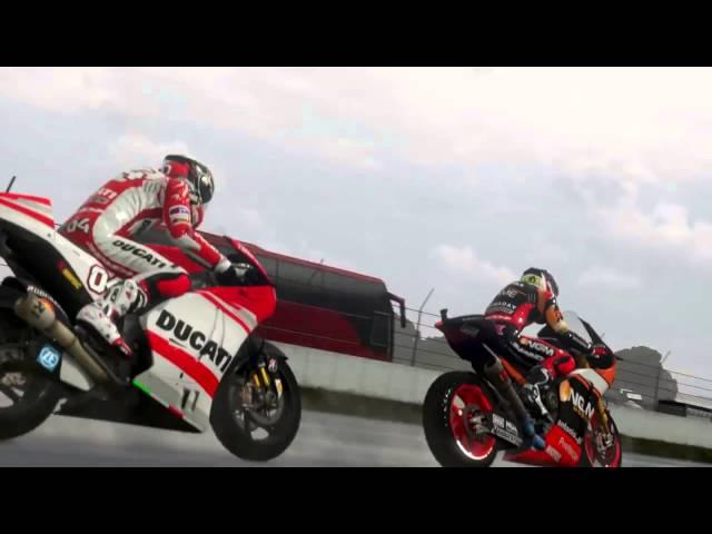 MotoGP '14 Official Launch Trailer